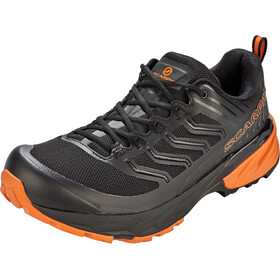 Scarpa Rush Schoenen Heren, black/orange